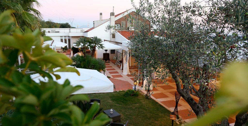 villa per matrimonio Napoli