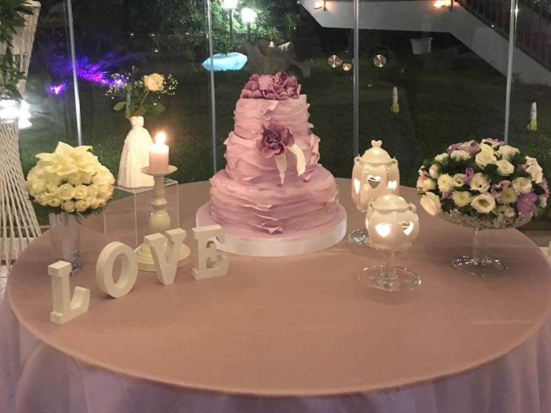 Wedding Cake - Tenuta Cigliano Matrimoni Napoli