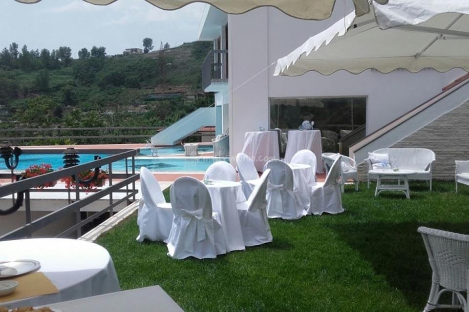 villa per matrimoni Napoli Tenuta Cigliano