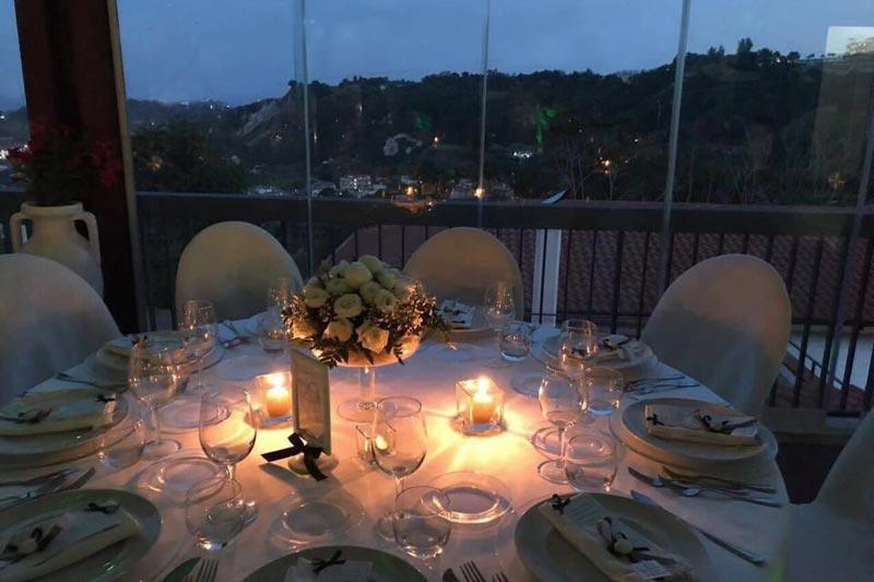matrimonio di sera villa per matrimonio Napoli Tenuta Cigliano