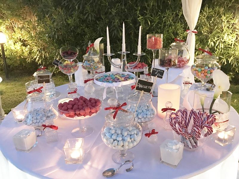 Sweet Table - Tenuta Cigliano Matrimoni Napoli