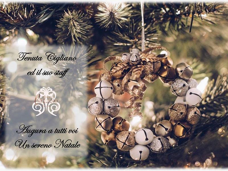 Buon Natale - Tenuta Cigliano - Eventi Napoli