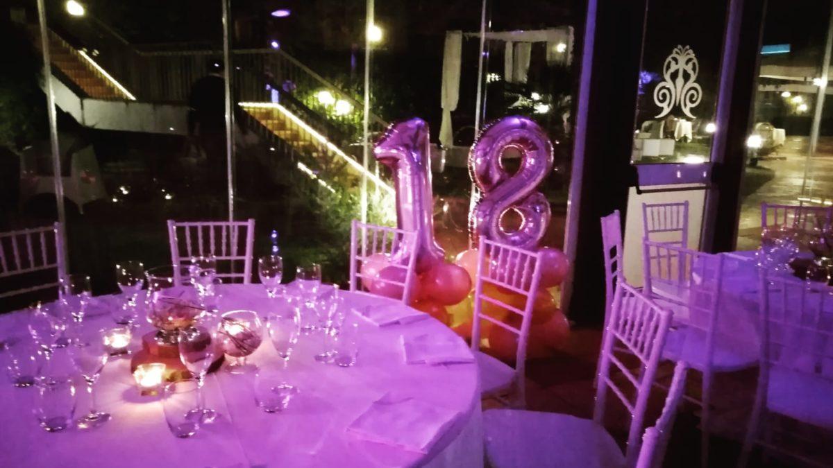 La festa di Compleanno - Tenuta Cigliano EVENTI