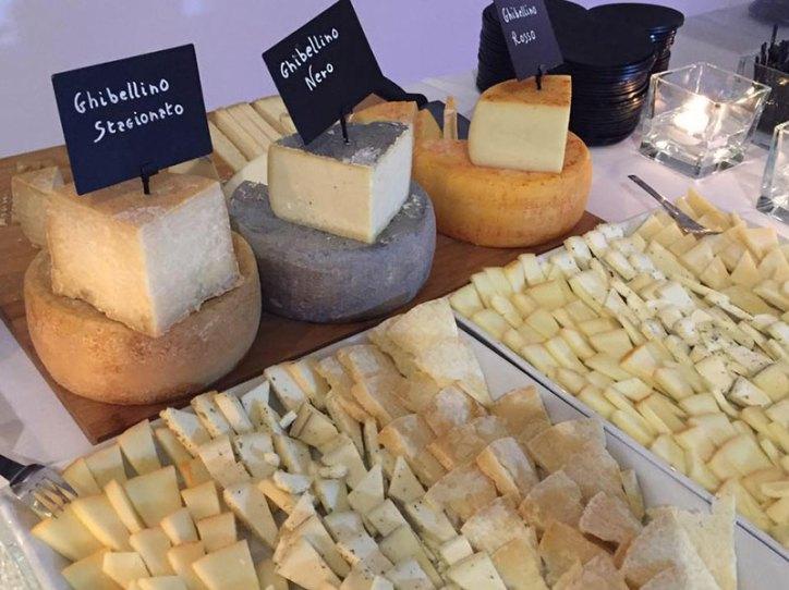 Angolo dei formaggi - Tenuta Cigliano
