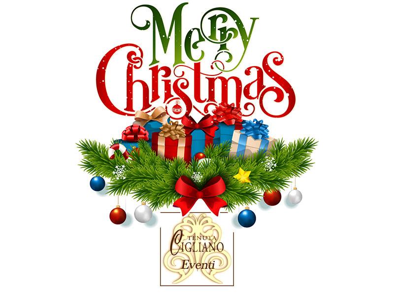 Buon Natale - Tenuta Cigliano